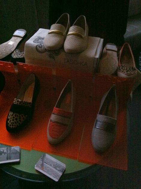 Taschka Shoes