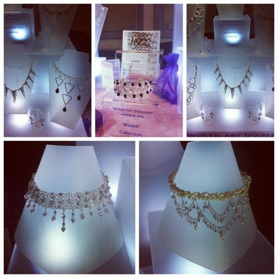 Woven Art Jewelry