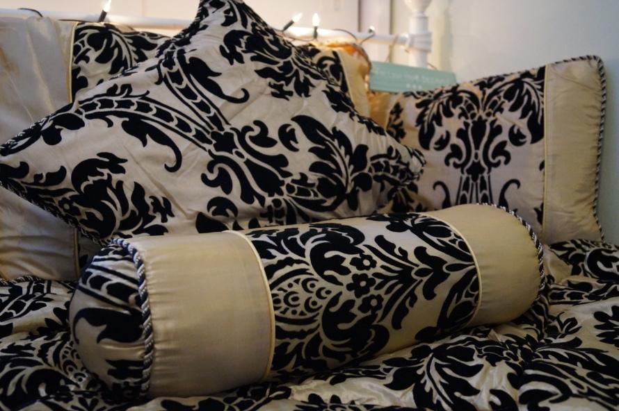 decor luxury beddings