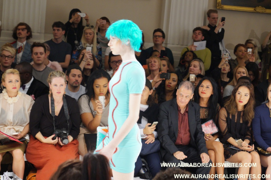 london fashion week CASSANDRA VERITY GREEN1