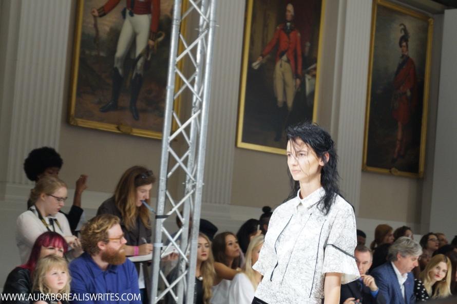 DIORALOP london fashion week
