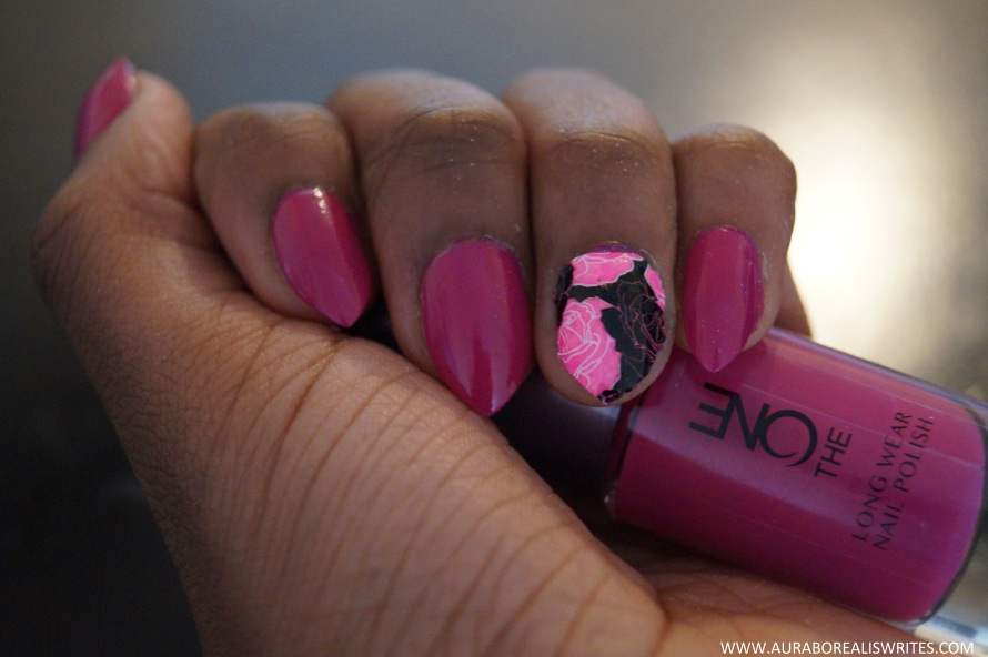 oriflame nail polish beauty blog 4