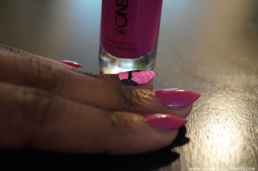oriflame nail polish beauty blog 8
