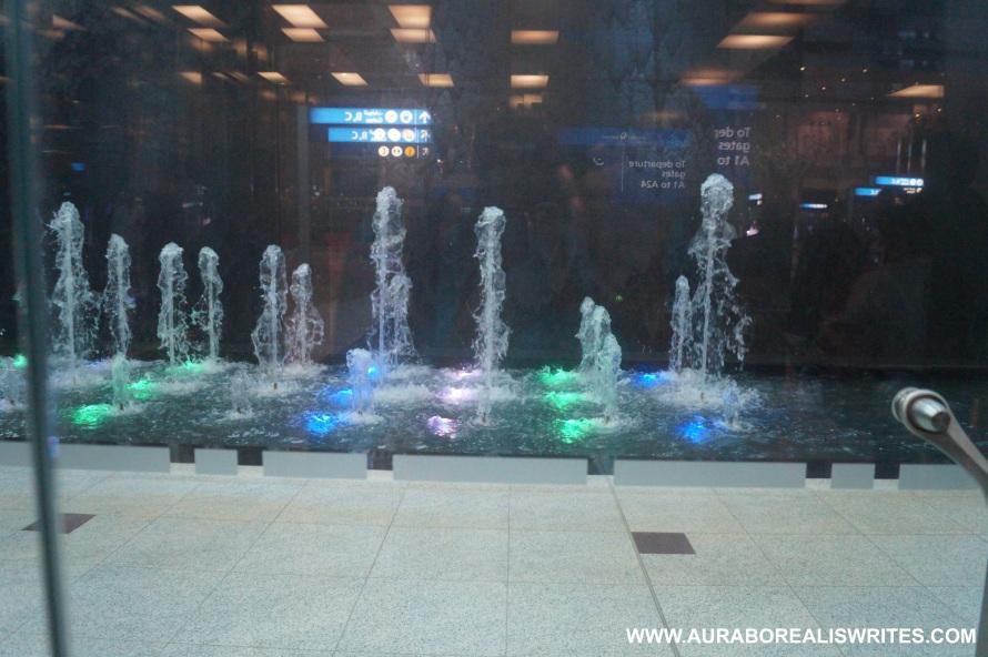 dubai airport emirates